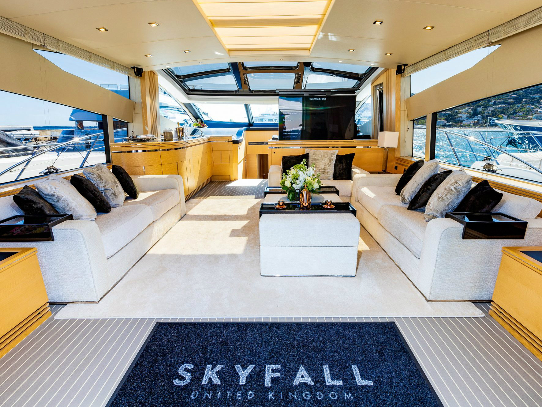 SKYFALL UNITED KINGDOM