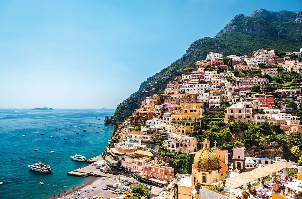 West Med Positano