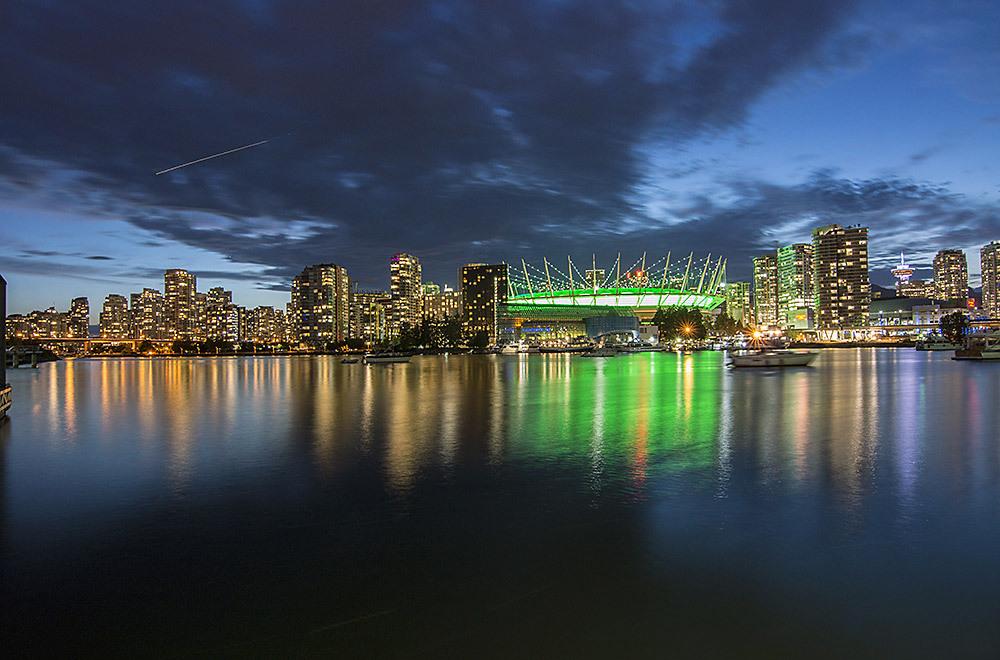 Vancouver Olympic Stadium