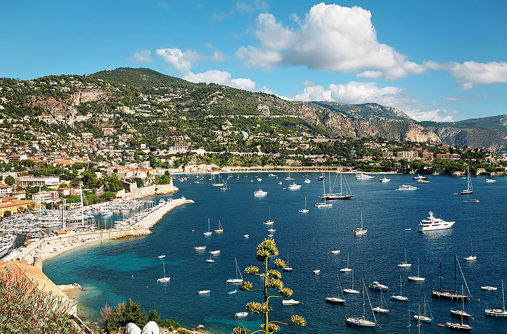 Villefranche French Riviera